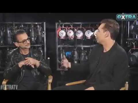 Depeche Mode: Interview with Dave Gahan 2017