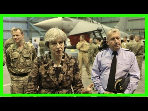 TODAY NEWS - On the UKs praised military personnel in Cyprus in is the war