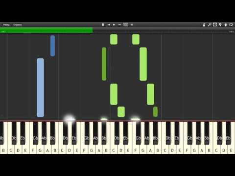 Radiohead - No Surprises - Piano tutorial and cover (Sheets + MIDI)