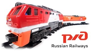 TRAINS FOR CHILDREN VIDEO: Freight Train RZD (Russian Railways) Full Review Toys(TRAINS FOR CHILDREN VIDEO: Freight Train RZD (Russian Railways) Full Review Toys =============================================== Also we ..., 2017-03-01T13:52:50.000Z)