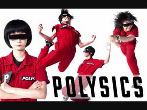 POLYSICS - Buggie Technica (Live John Peel Session 2004)