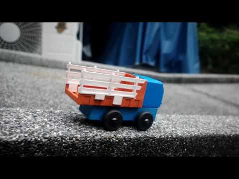 Luke's Toy Factory / Stake Truck 倉柵貨車