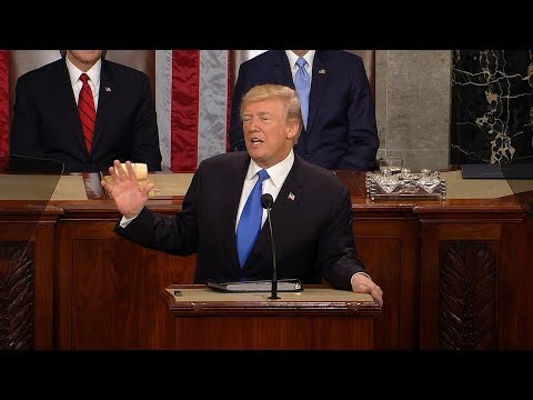 President Donald J. Trump Delivers the 2018 State of the Union Address