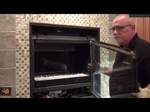 How to Clean the Glass on Your Gas Fireplace