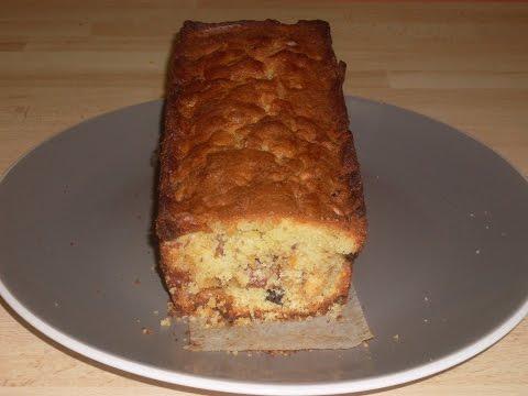 gâteau-croustillant-aux-fruits-secs---recette-gâteau-facile