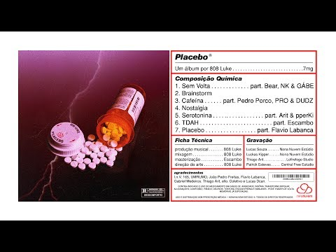 808 Luke - Placebo [Álbum Completo]