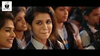 Priya Varrier Dhingana Dhingana marathi song whatsapp status...