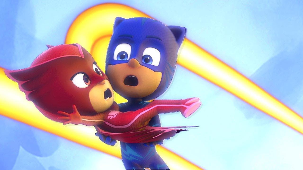 PJ Masks Season 2 ????Catboy Power Ups ⭐️PJ Masks 2019 ⭐️HD 30 MINUTES | Superhero Cartoons for Kids
