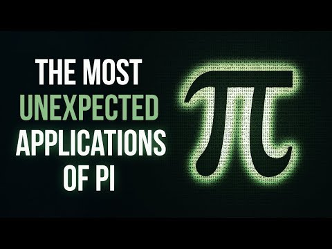 The Most Unusual Ways Pi Shows Up In Mathematics   Can You Explain These?