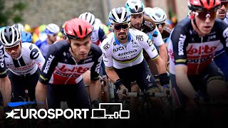Liège-Bastogne-Liège Men's 2020 - Highlights | Cycling | Eurosport