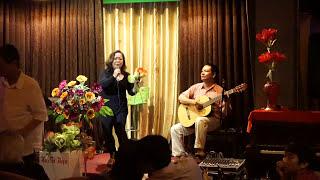 Guitar Xuan Hoan- Dạ Khúc Cho Tình Nhân - Trình bày  C. Nguyệt