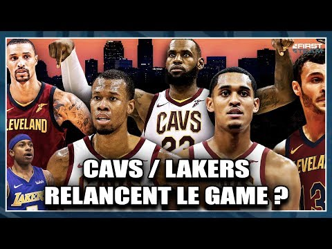 CAVS / LAKERS RELANCENT LE GAME ? First Talk #41