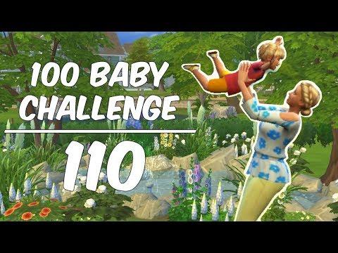 Die Sims 4 100 Baby Challenge: (110) -  Geburtstags-Karaoke