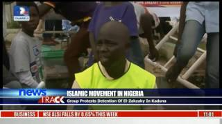 Shiites In Kaduna Protest Prolonged Detention Of El-Zakzaky