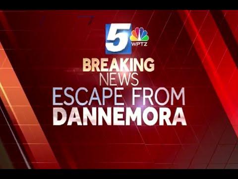 WPTZ Escape from Dannemora continuing coverage compilation