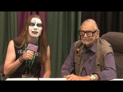 Interview with GEORGE ROMERO - Scarefest 8 - The Horror Show