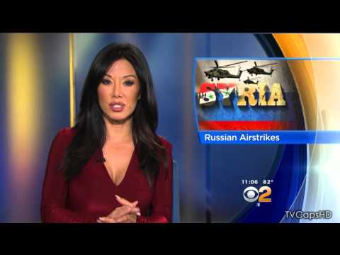 Sharon Tay 2015/10/01 CBS2 Los Angeles HD