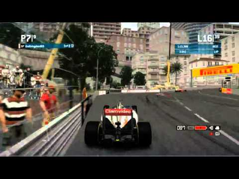 XRL GP2 Division - Monaco