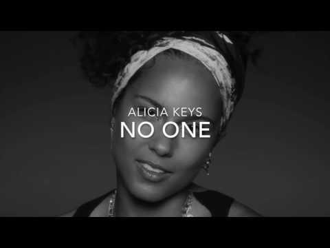 No One - Alicia Keys - Karaoke Female Version Lower (-2)