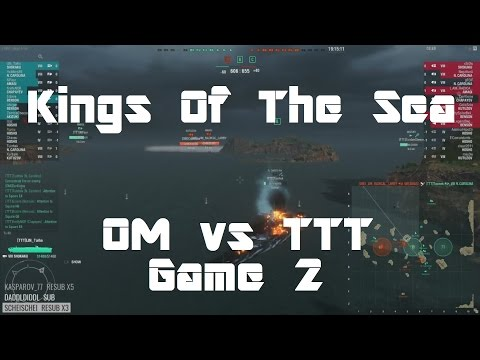 KotS II Semi-finals: OM vs TTT - Game 2 of a best of 5 [Casting /w Izolate & Jingles]