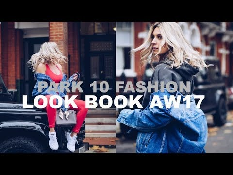PARK 10 FASHION LOOK BOOK AW17 | IAM CHOUQUETTE