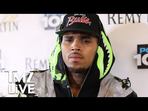 Chris Brown: I'm Not An Addict | TMZ Live