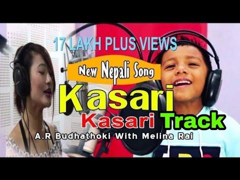 Melina Rai Singing With 5 Years AR Budathoki Kasari Kasari 2018 Latest Song Music Track