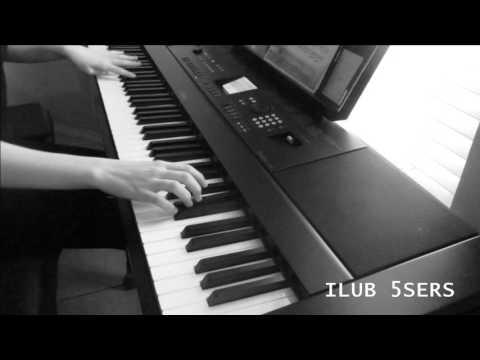 [HD] The Neighbourhood - W.D.Y.W.F.M.? (piano cover)