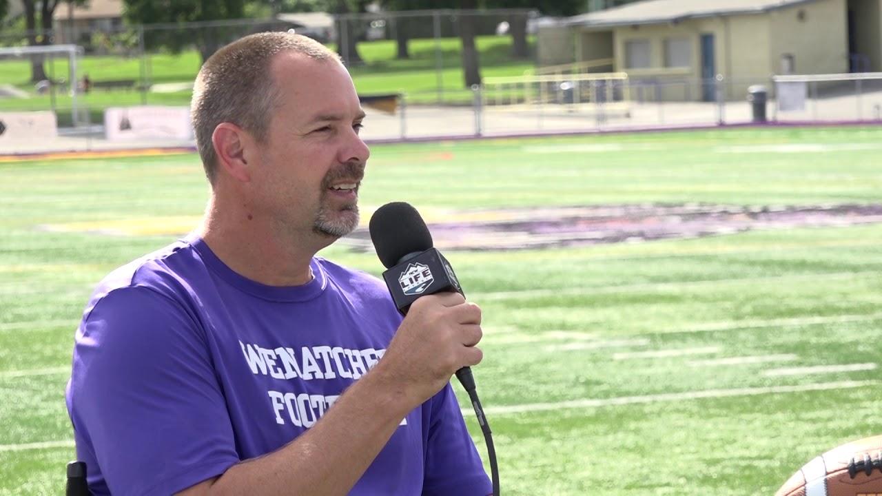 WHS Football Coach Scott Devereaux on Revenge 2019-08-20