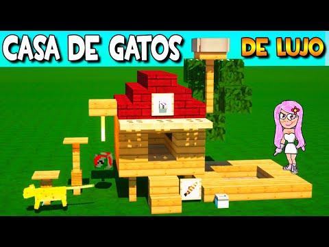 Cómo Casa Gatos De En Minecraft Una Hacer Nm8wvn0