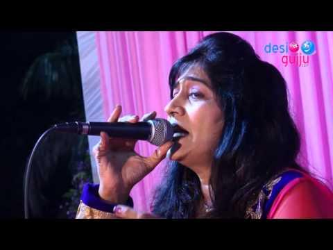 Live Lagna Geet Gujarati - Babul Ka Yeh Ghar Behana - Rita Dave  ( Dual Voice Singer )