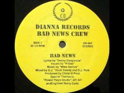 Bad News Crew -- Bad News  1994