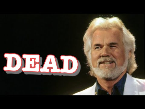 Kenny Rogers Dead - Country Legebd Dies at age 81