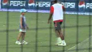 Indian cricket off the field : funny moments