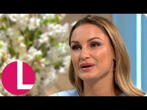 Sam Faiers Reveals Her Dad's Prison Sentence Triggered Compulsive Hair-Pulling condition   Lorraine