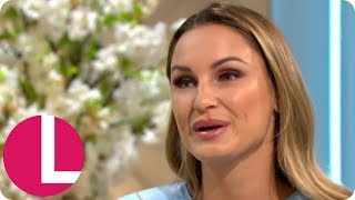 Sam Faiers Reveals Her Dad's Prison Sentence Triggered Compulsive Hair-Pulling condition | Lorraine