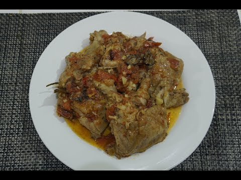 Italian Garlic & Tomato Chicken Recipe – Simple & Delicious