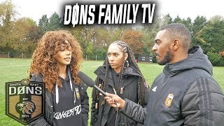 DONS FAMILY TV  | DONS vs VISTA LONDON CUP ROUND 2