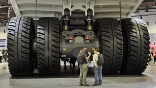 Proses Pembuatan Pabrik Dump Truk, Mobil Terbesar didunia