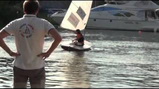 Обучение управлению парусноя яхтой