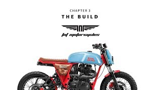 Chapter 3 - The Build - TNT Motorcycles