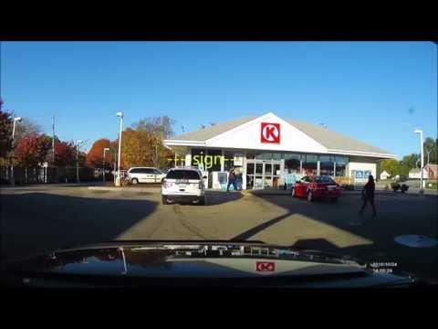 Road Rage Rockford, IL Cop in Handicap Parking