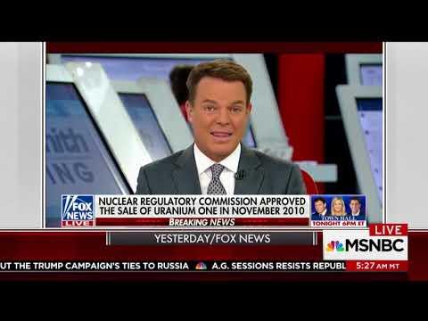 'Morning Joe' Praises Shepard Smith For Taking On Fox News in Uranium One Explainer
