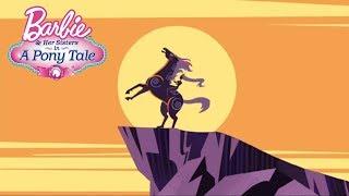 Легенда о лошадях. Мультик Барби: сказка о пони.