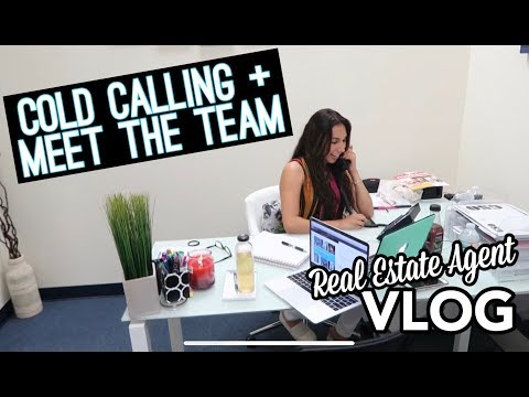 Real Estate Agent Vlog - A Typical Day + Cold Calling Success Mp3