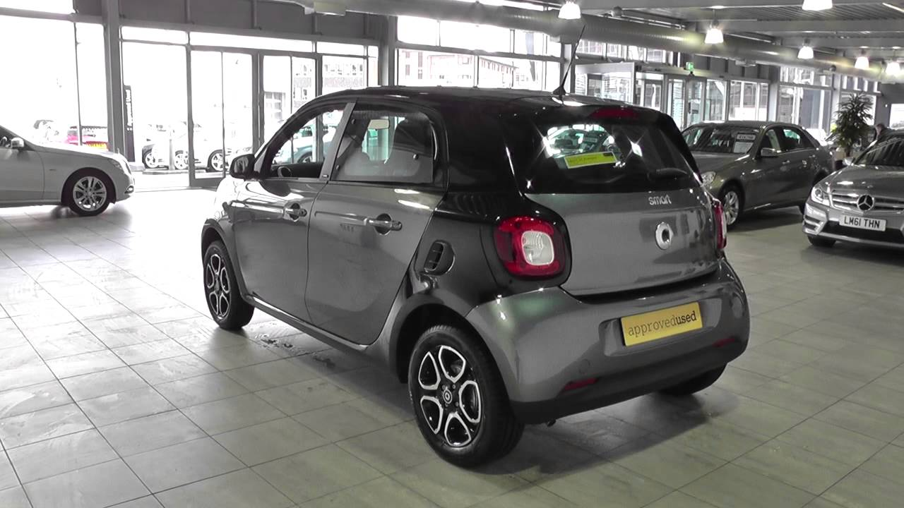 SMART FORFOUR 70 1.0 TWINAMIC PRIME Km 0 2017 ...