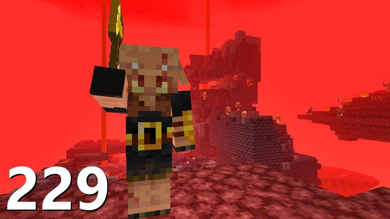 WALCZĘ Z NOWYM MOBEM W BASTIONACH! - SnapCraft IV - [229] (Minecraft 1.16)