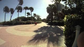 Michael Lewis & Wilson Philippe Skateboarding Miami