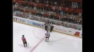 MS v hokeji 2005 Finále Česko-Kanada