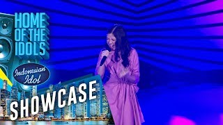TIARA - CINTA LUAR BIASA (Andmesh) - FINAL SHOWCASE - Indonesian Idol 2020
